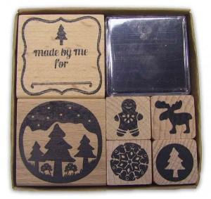 57361-Stempelset-WeihnachtenCountryside